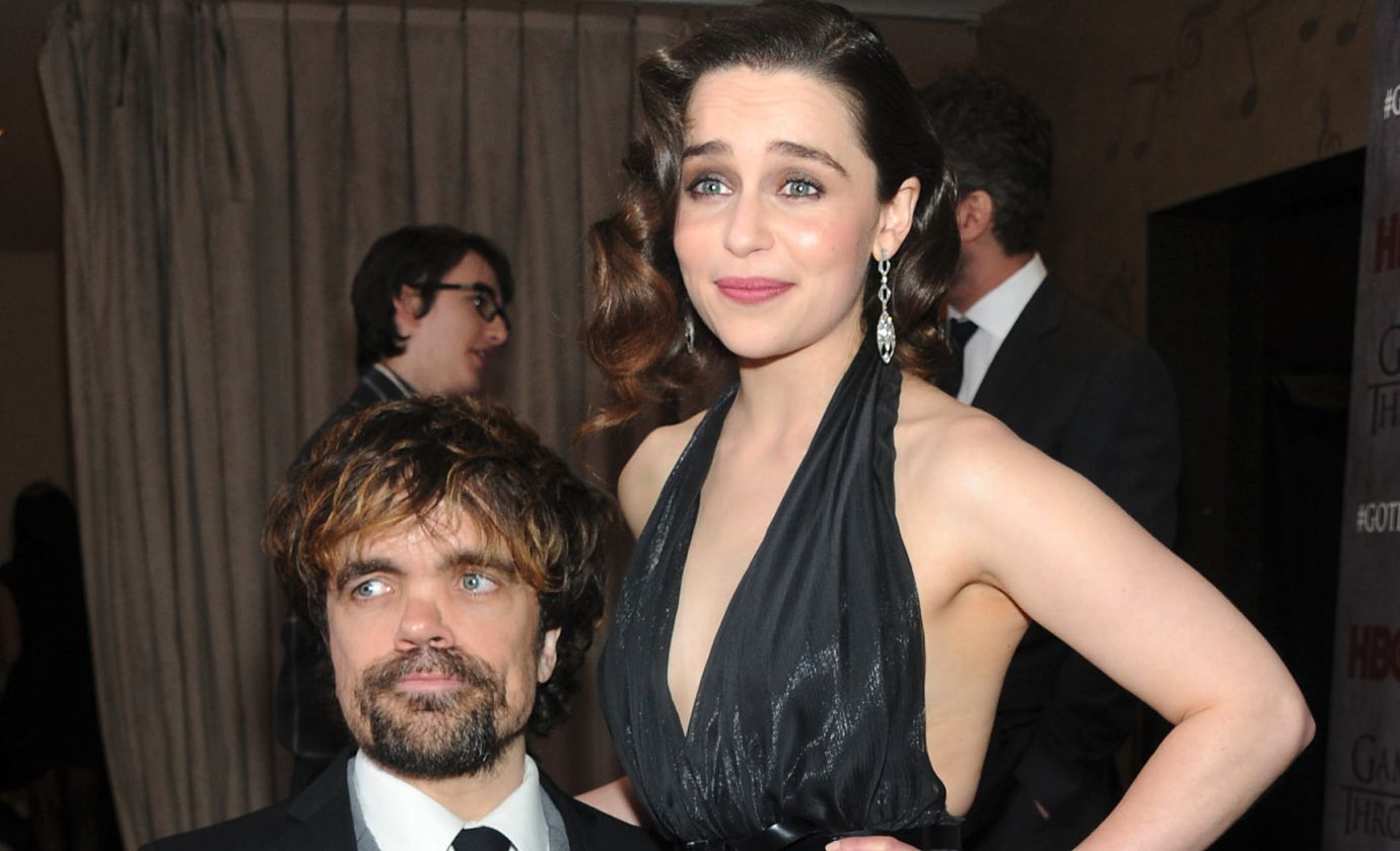 Emilia Clarke, Peter Dinklage, Maisie Williams win at Saturn Awards!