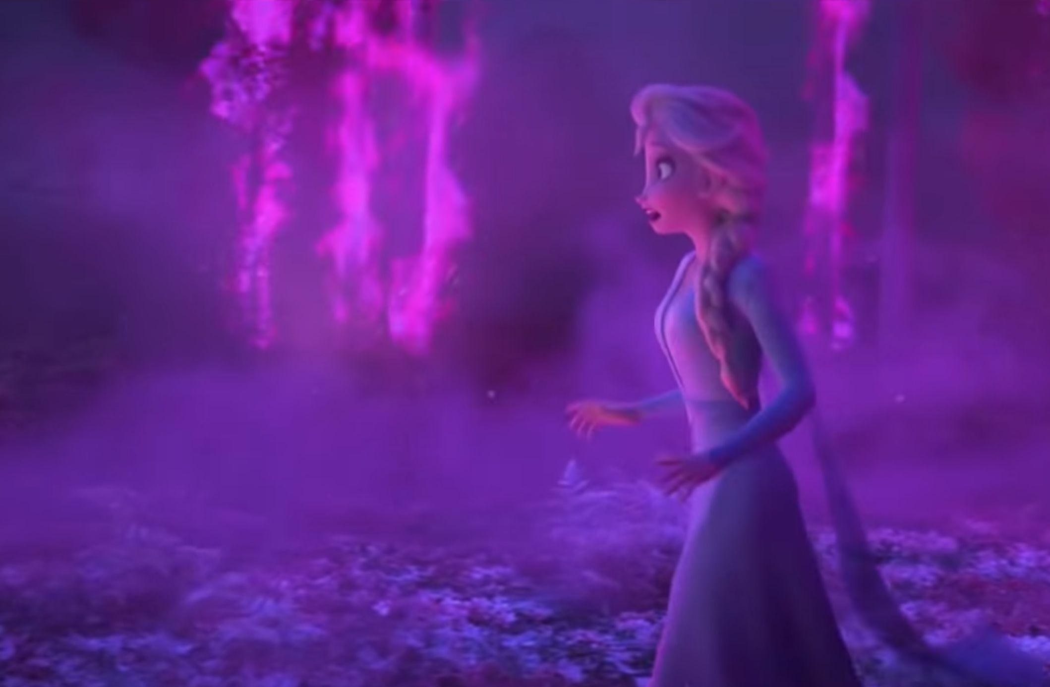 Frozen 2 goes full epic fantasy in new trailer