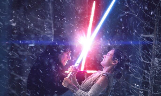 The Rise of Skywalker will address Rey and Kylo Ren's connection