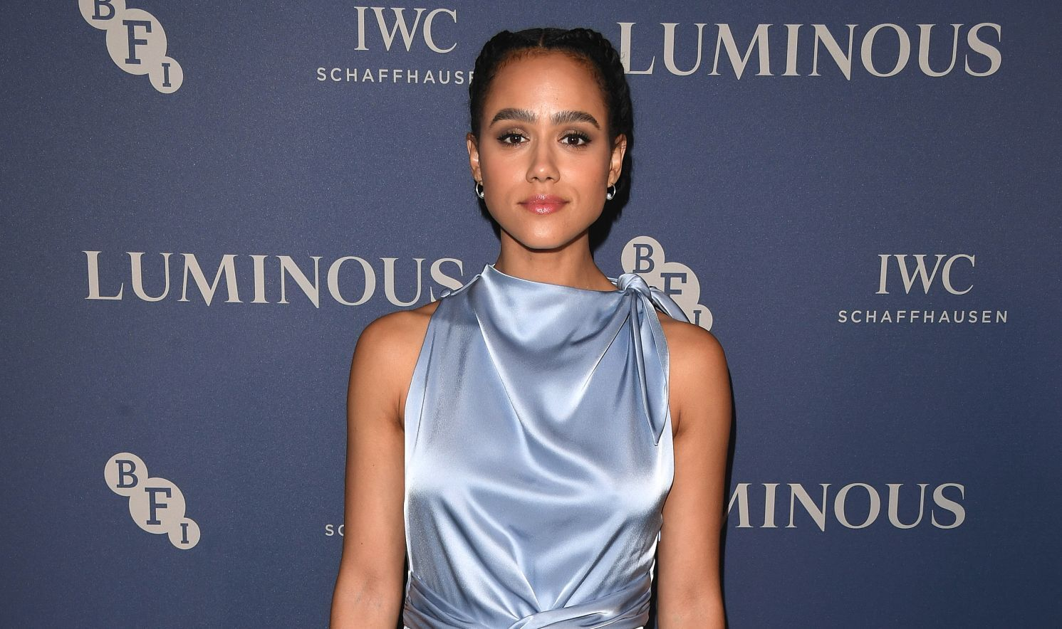 Nathalie Emmanuel joins Kevin Hart and John Travolta in new Quibi show