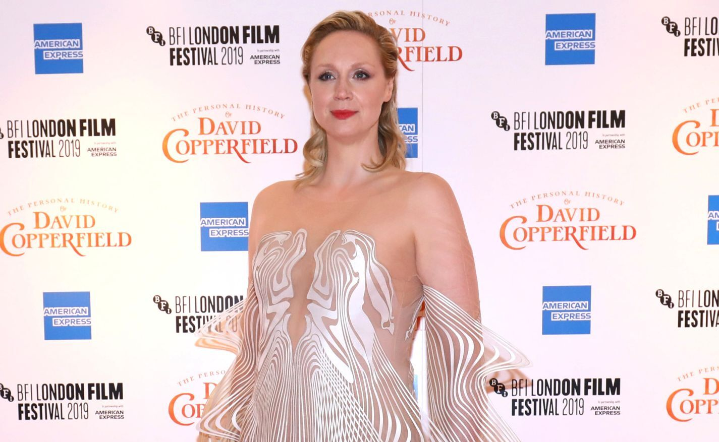 Gwendoline Christie talks representation, Captain Phasma, and Brienne's end