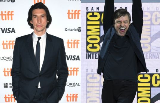 Adam Driver and Mark Hamill work together to find missing dog