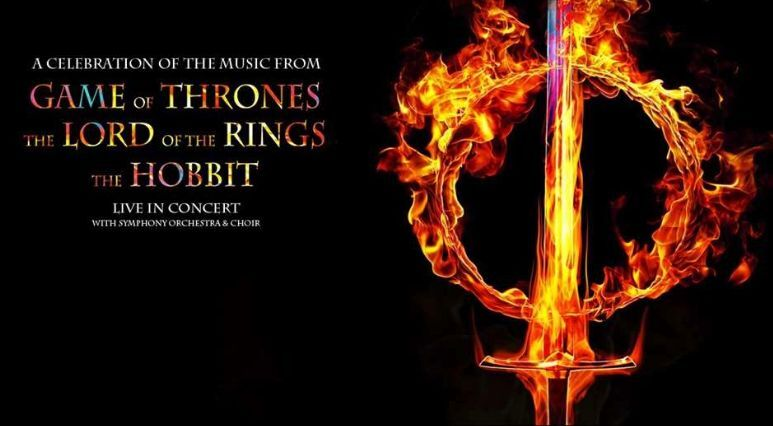 A Game of Thrones/Lord of the Rings concert is coming