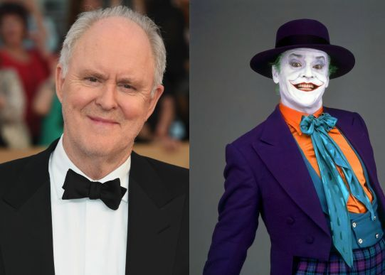 John Lithgow turned down playing the Joker
