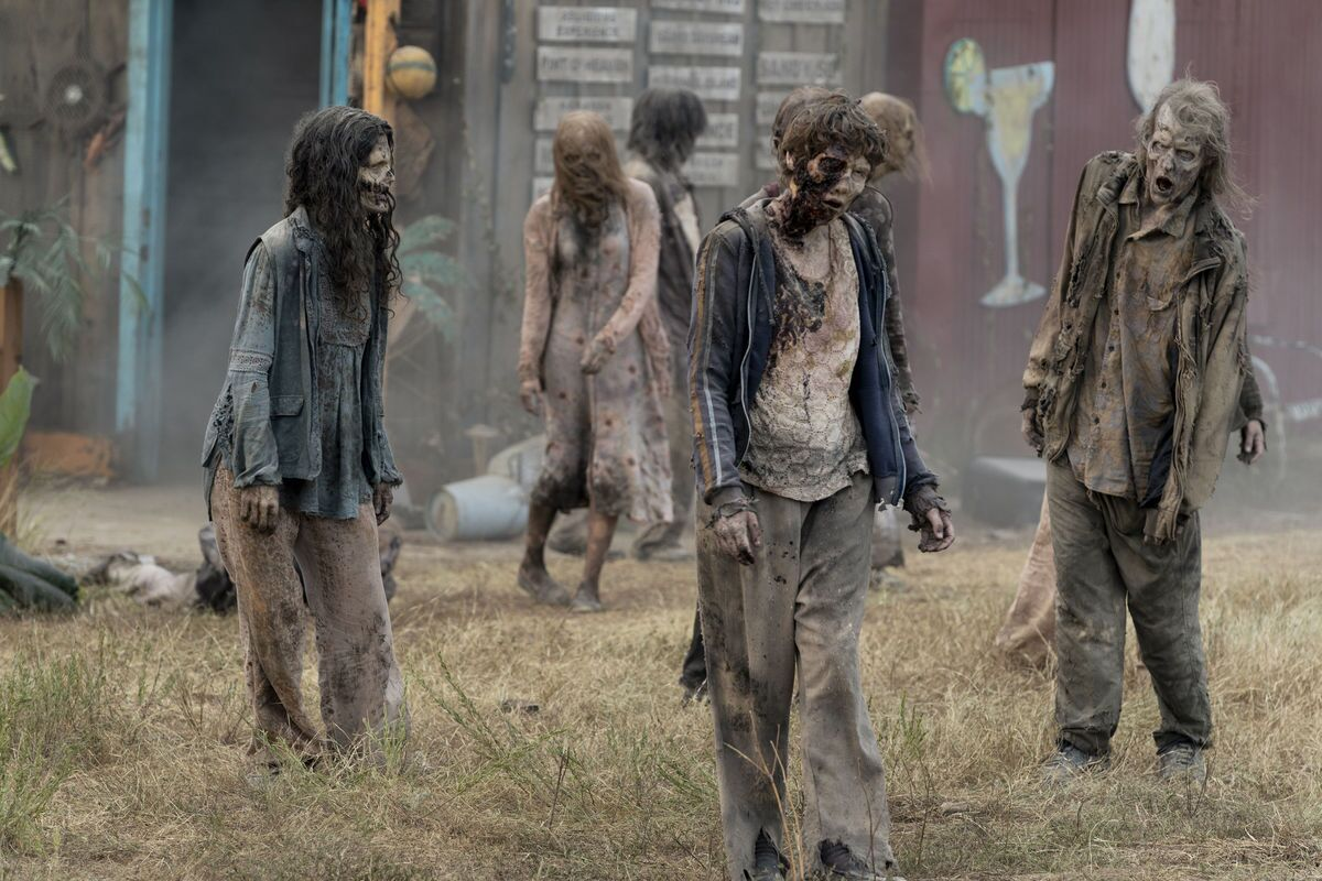Did the Walking Dead creator just reveal what caused the zombie outbreak?