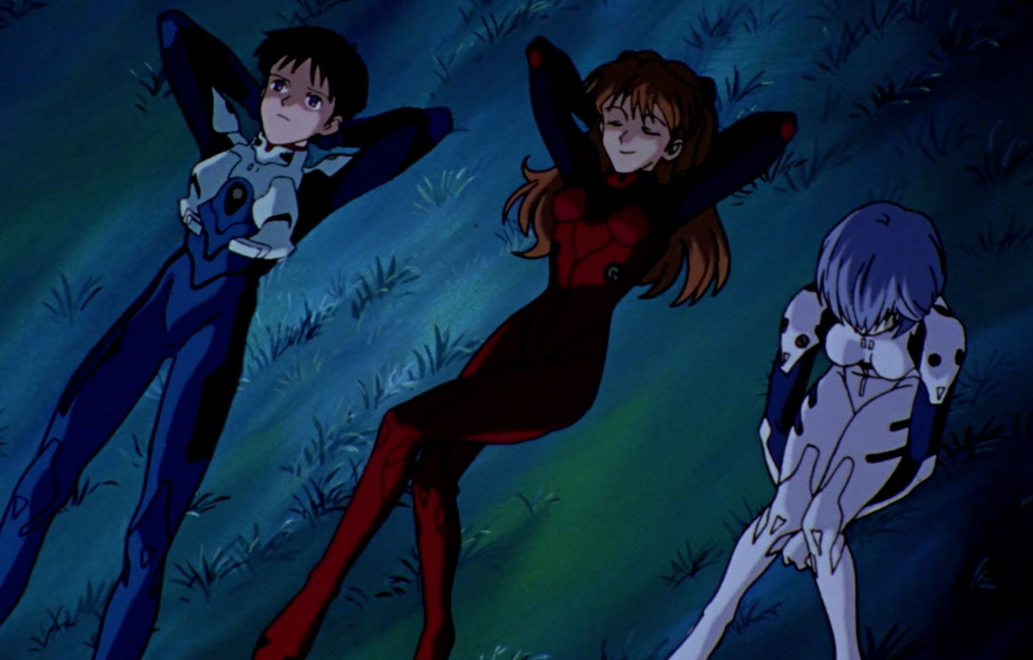 WiC Watches: Neon Genesis Evangelion