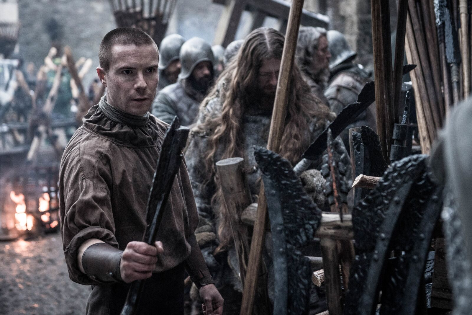 Joe Dempsie (Gendry) was expecting backlash over the Game of Thrones finale