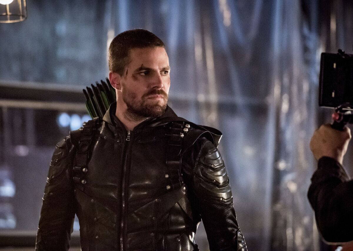 Arrow has officially wrapped production on its final season
