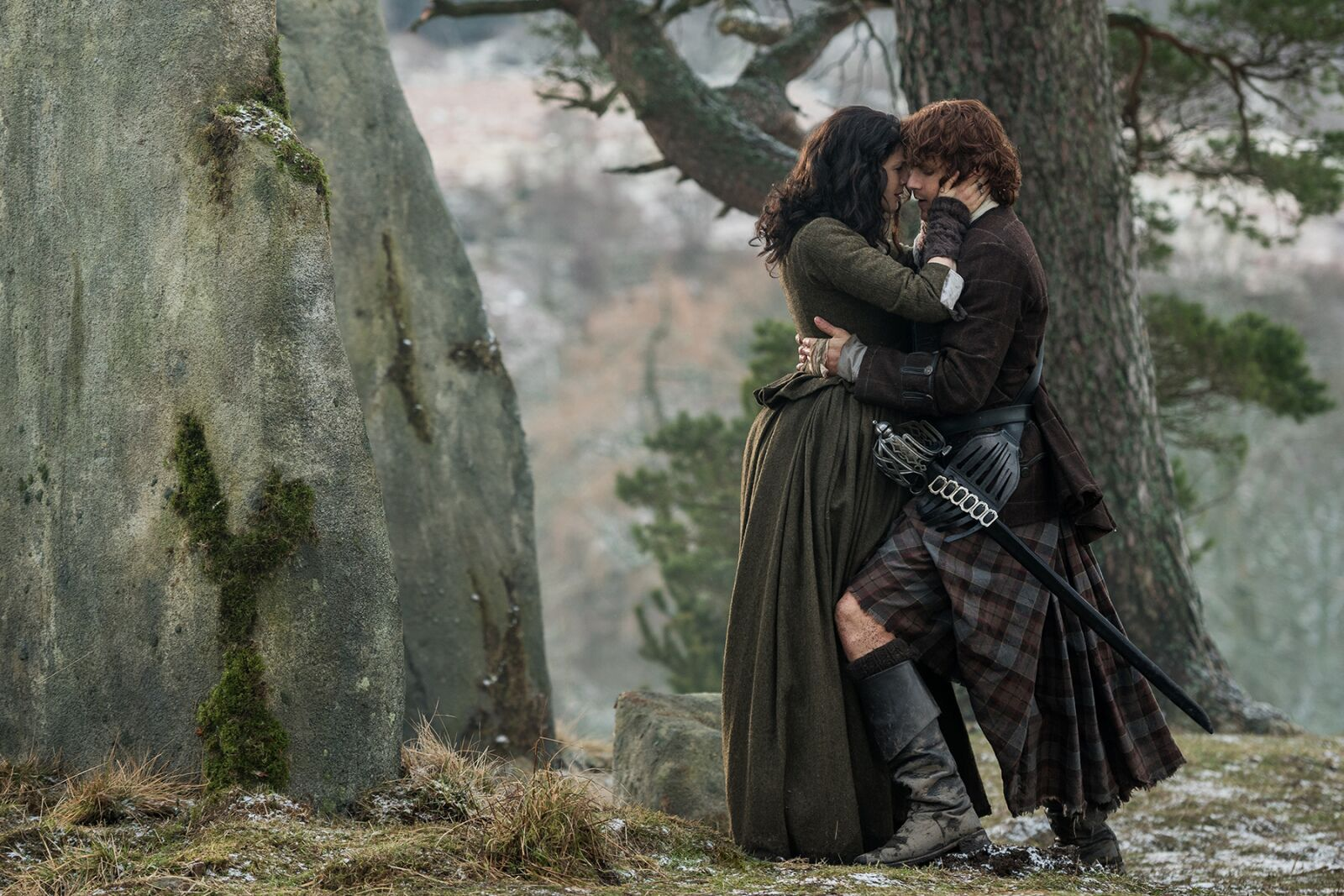 Outlander author Diana Gabaldon writing an episode for season 5