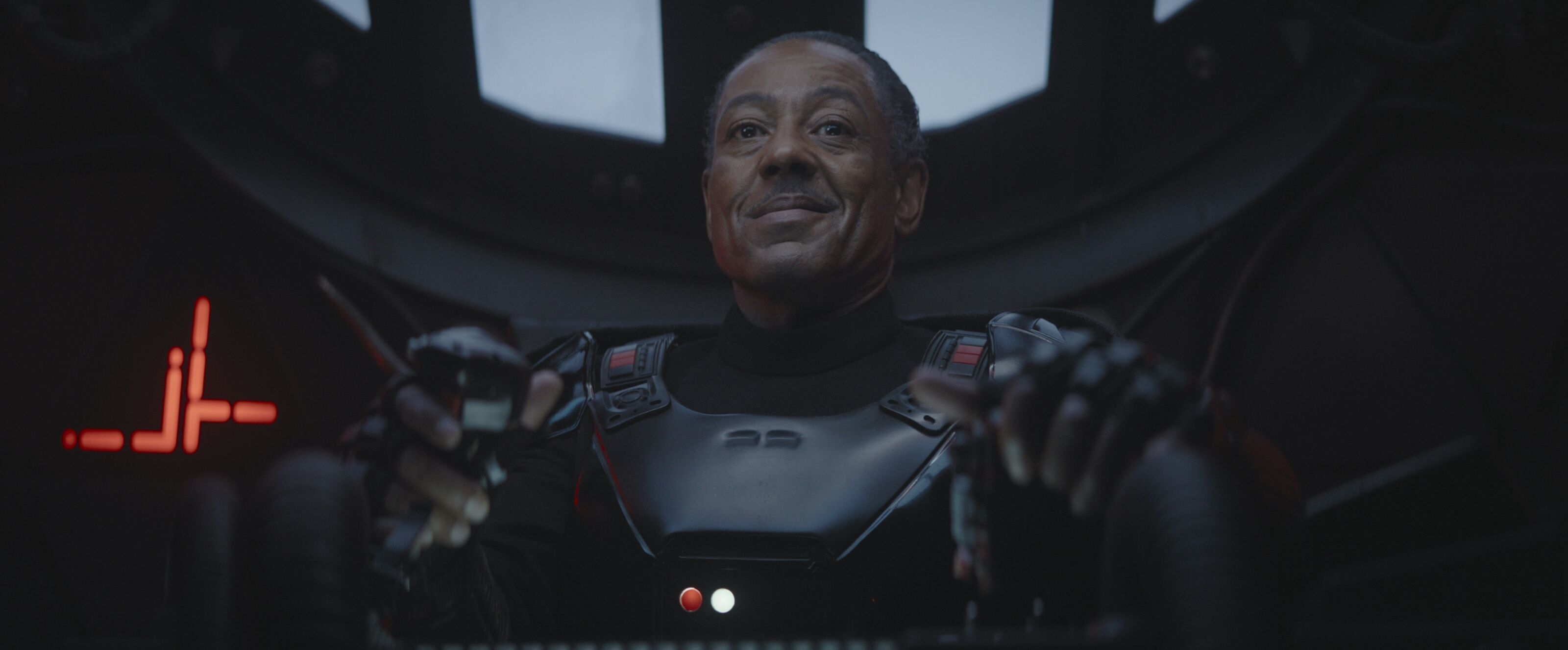 Why is everyone after Baby Yoda? Giancarlo Esposito (Moff Gideon) speaks
