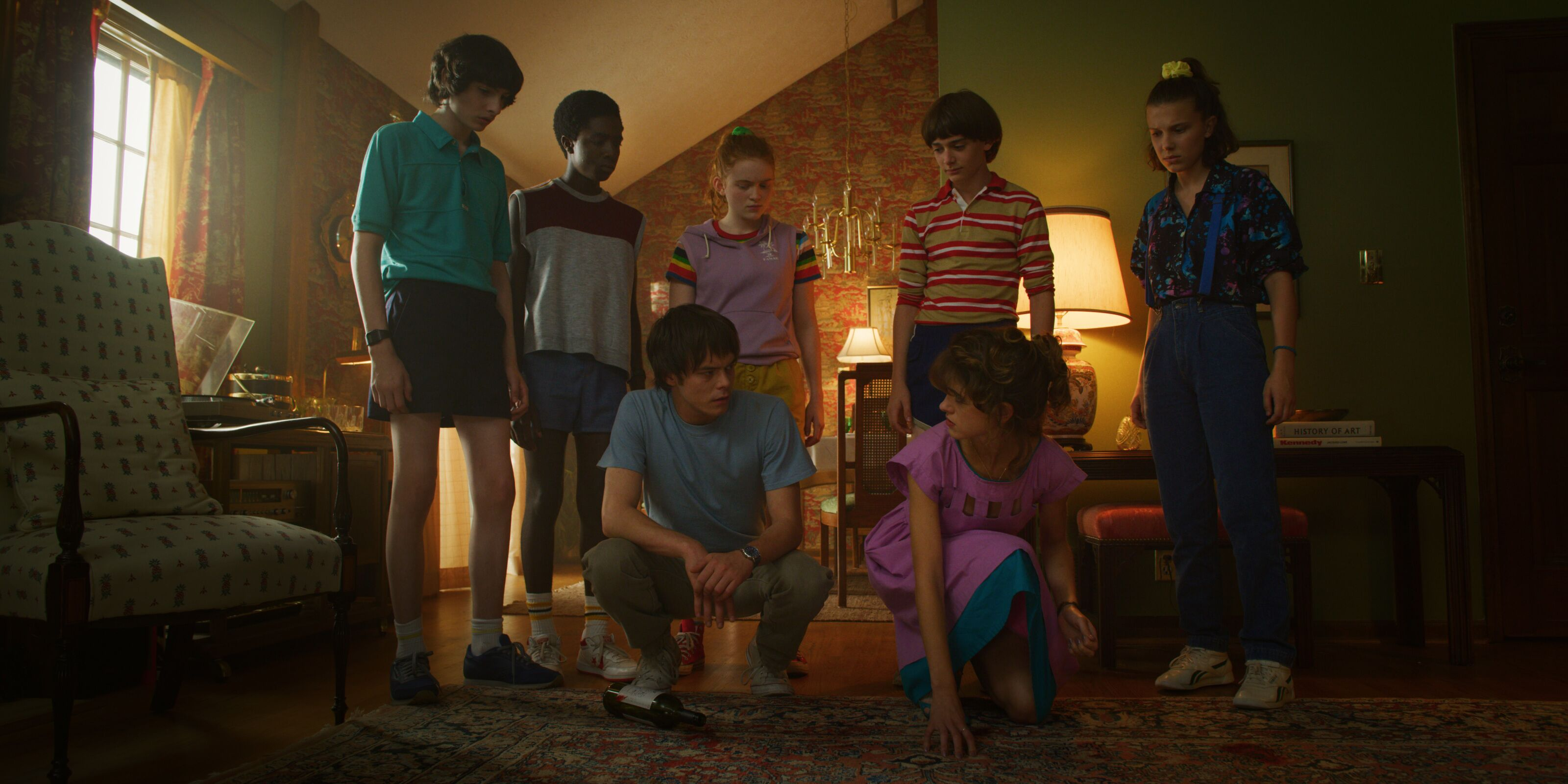 Stranger Things season 4 to begin filming in October?