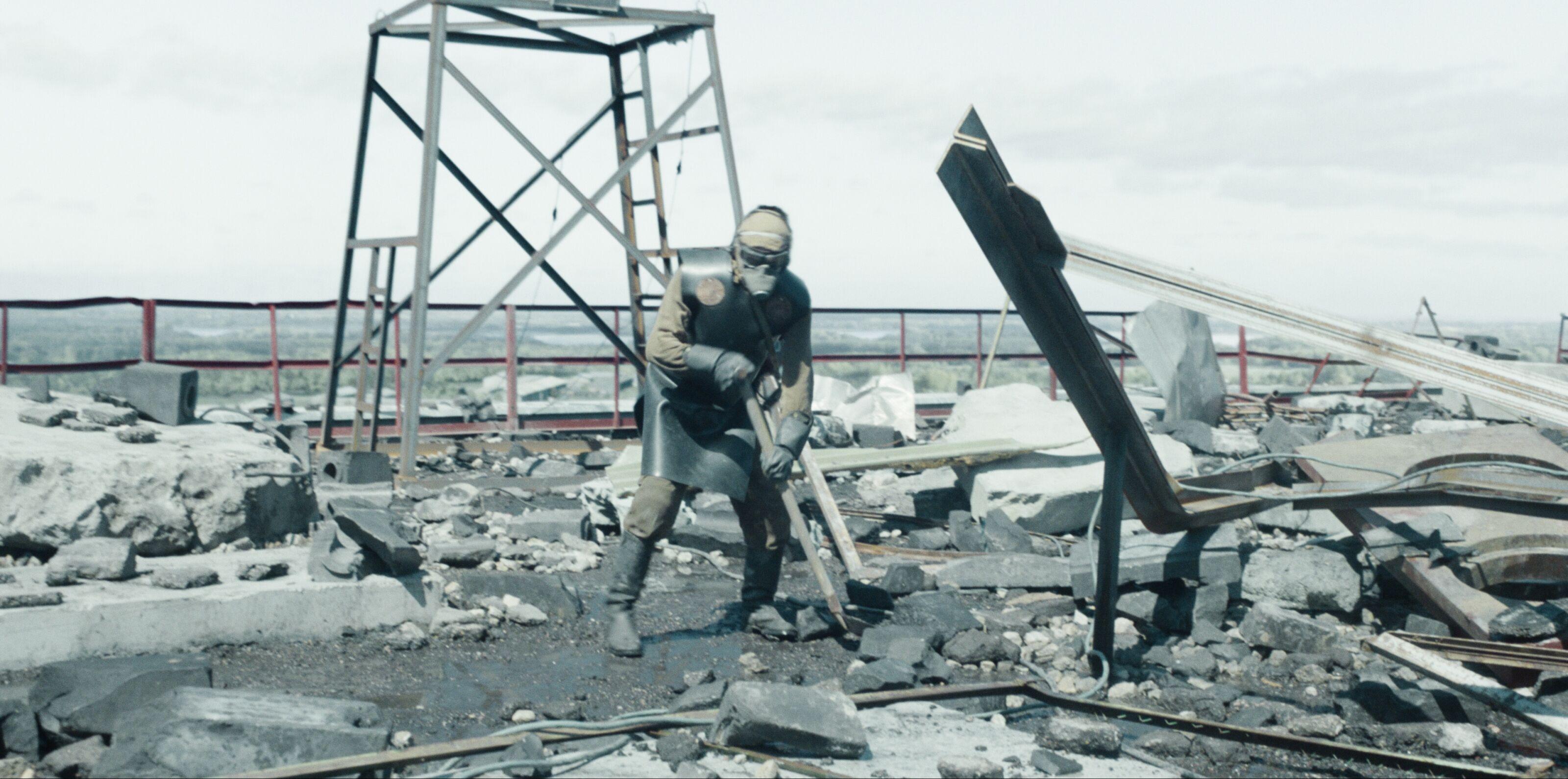 Resultado de imagem para chernobyl episode 4