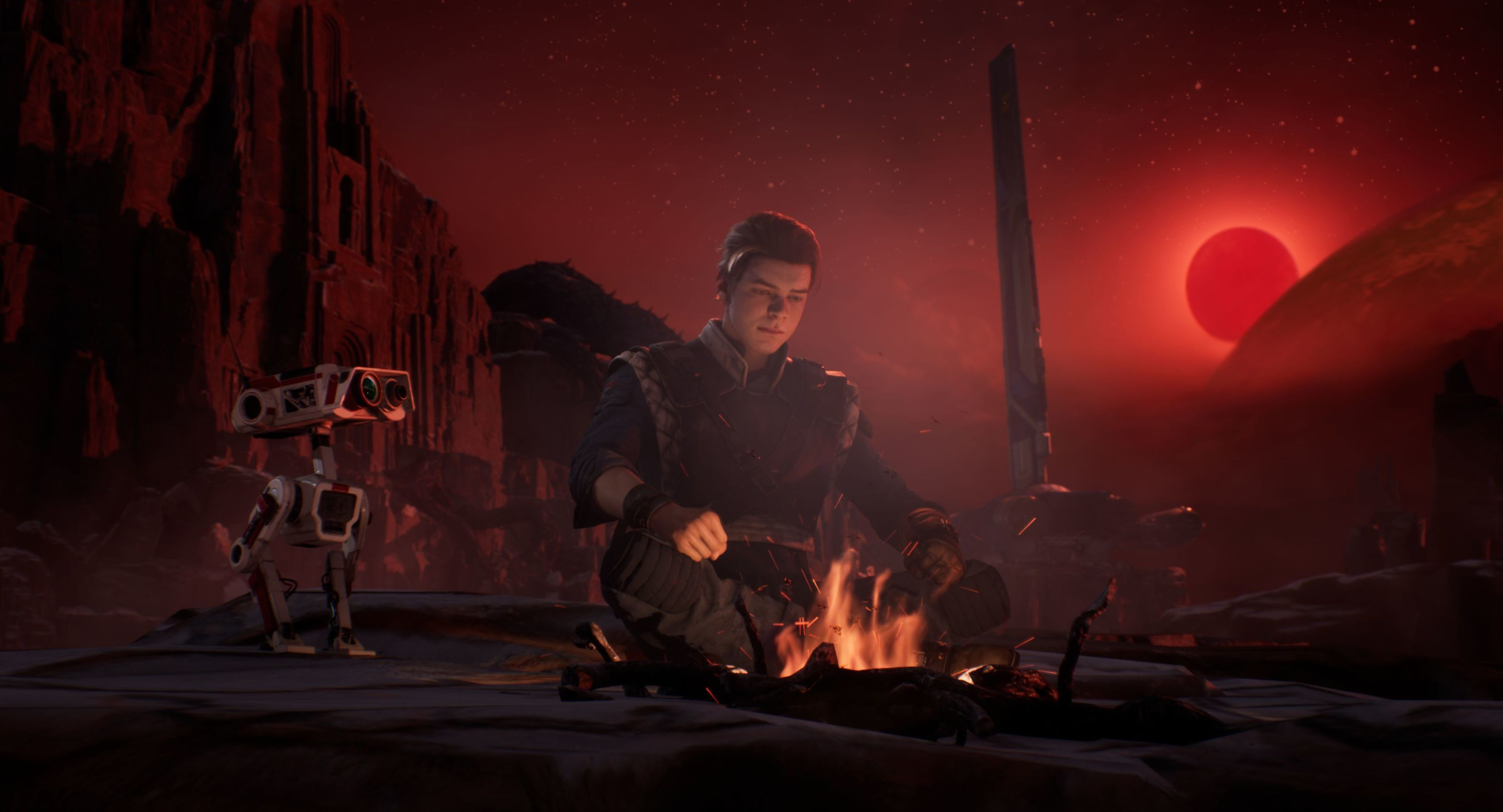 'Star Wars Jedi: Fallen Order' was inspired by Peanuts characters