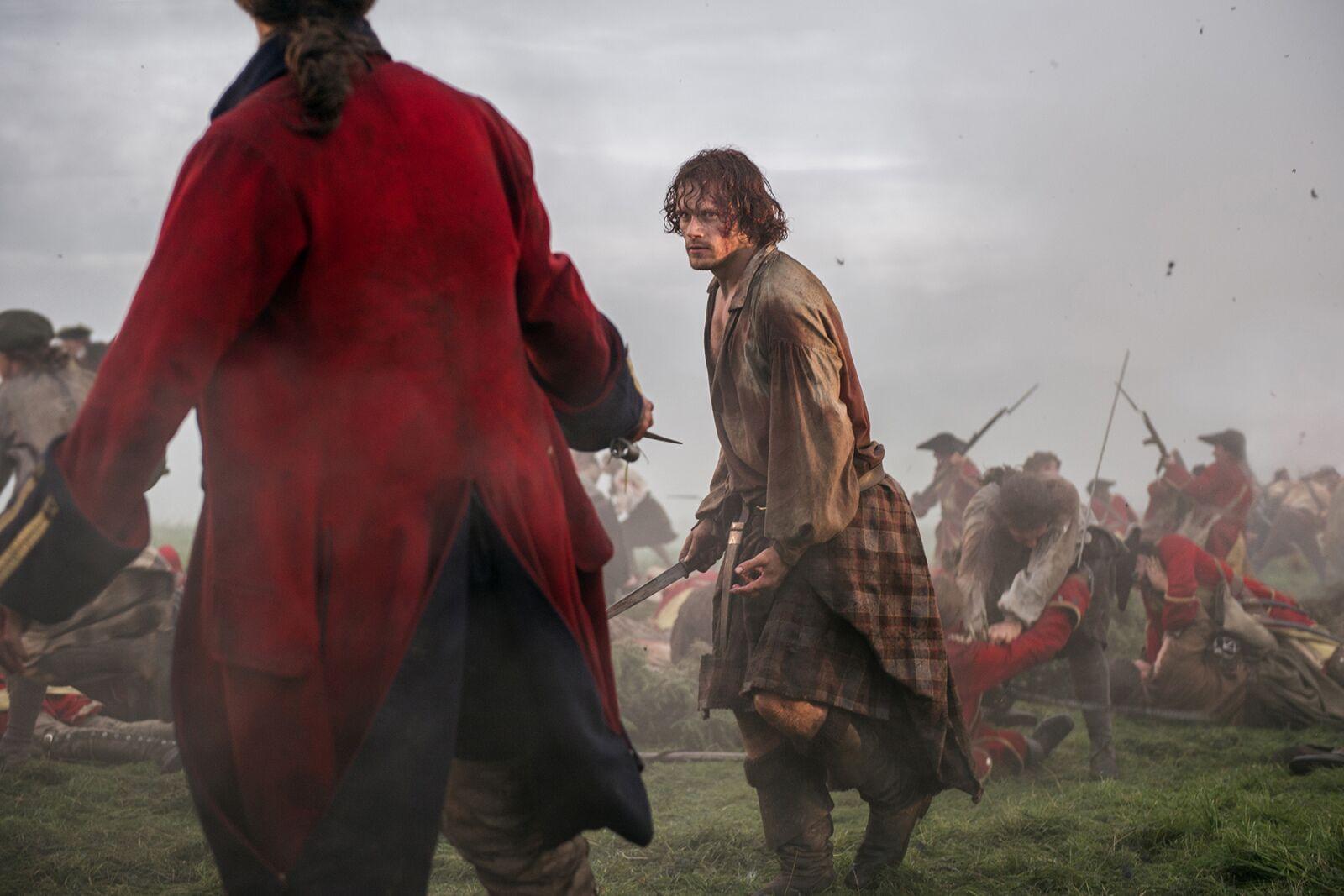 "Outlander season 5 will premiere ""early next year"""