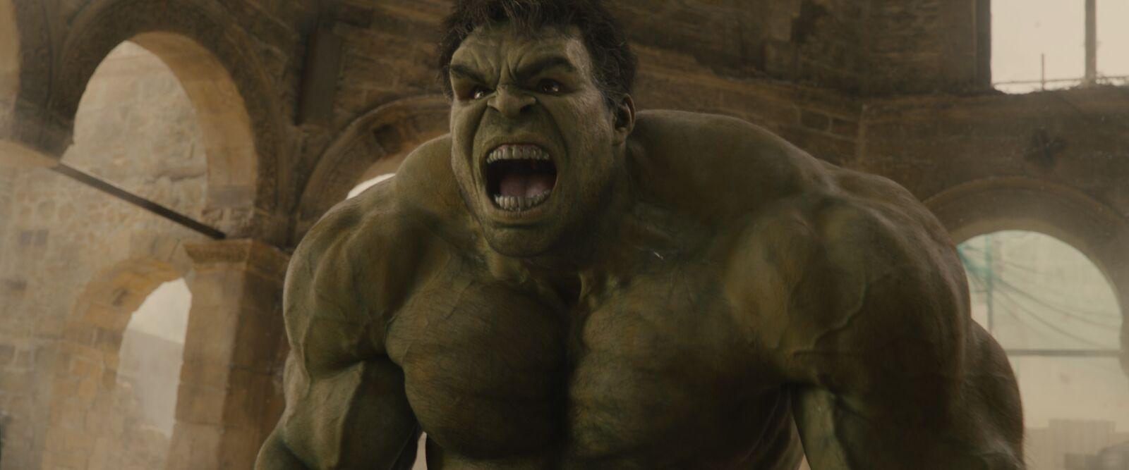 Edward Norton would have liked to see a darker take on the Hulk