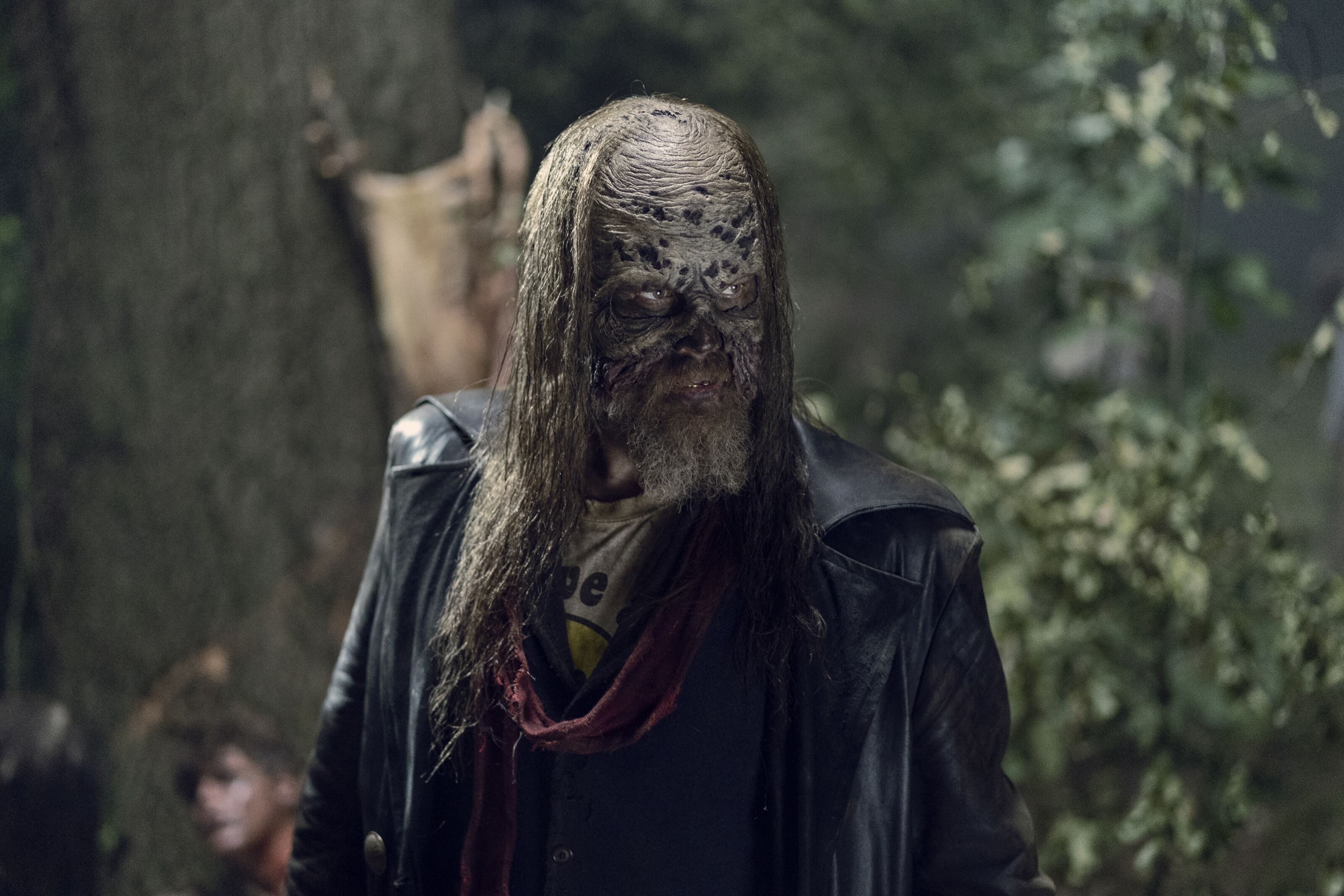 The Walking Dead's Ryan Hurst (Beta) was hospitalized while filming season 10