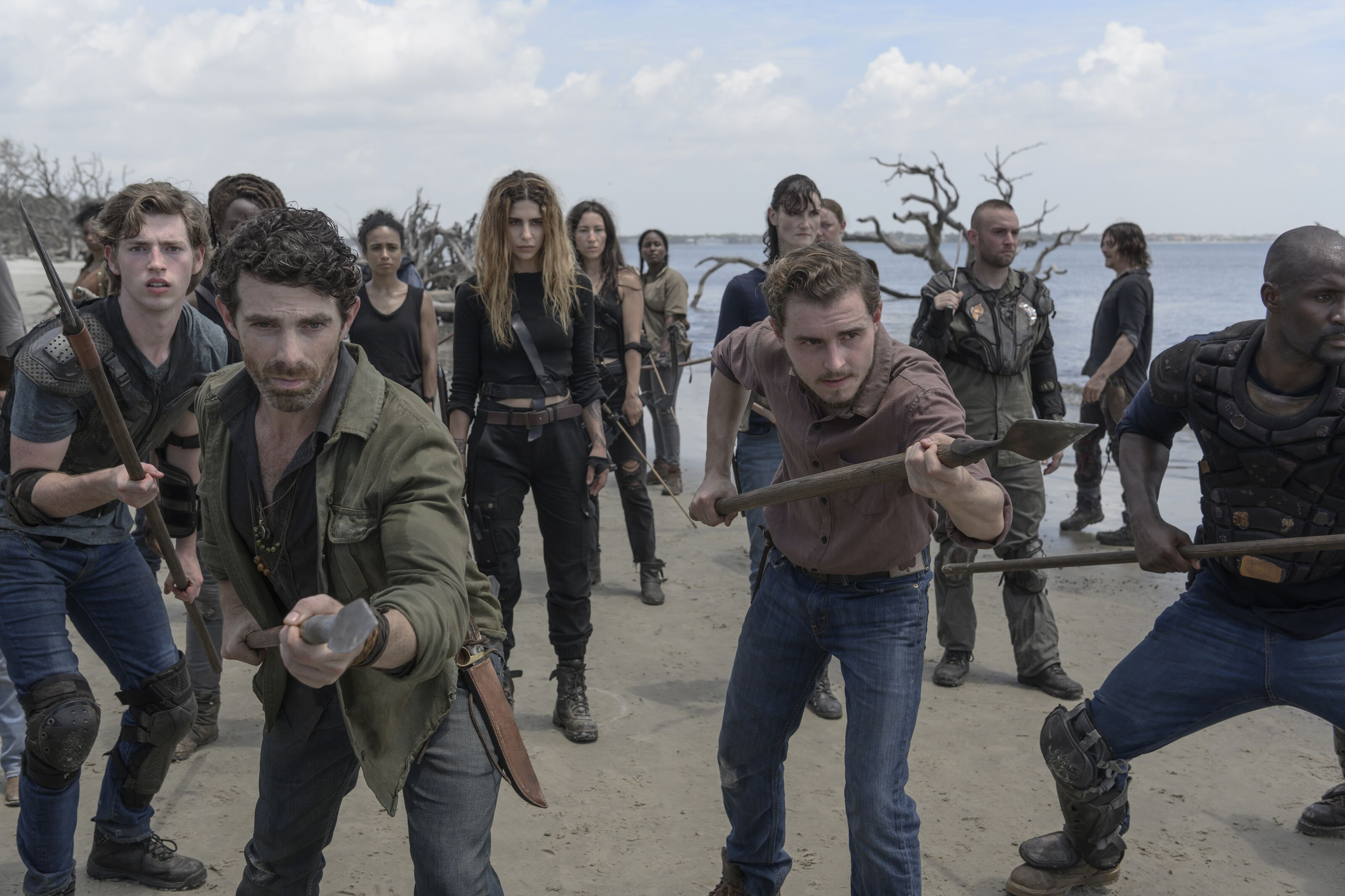The Walking Dead hits new ratings low with season 10 premiere