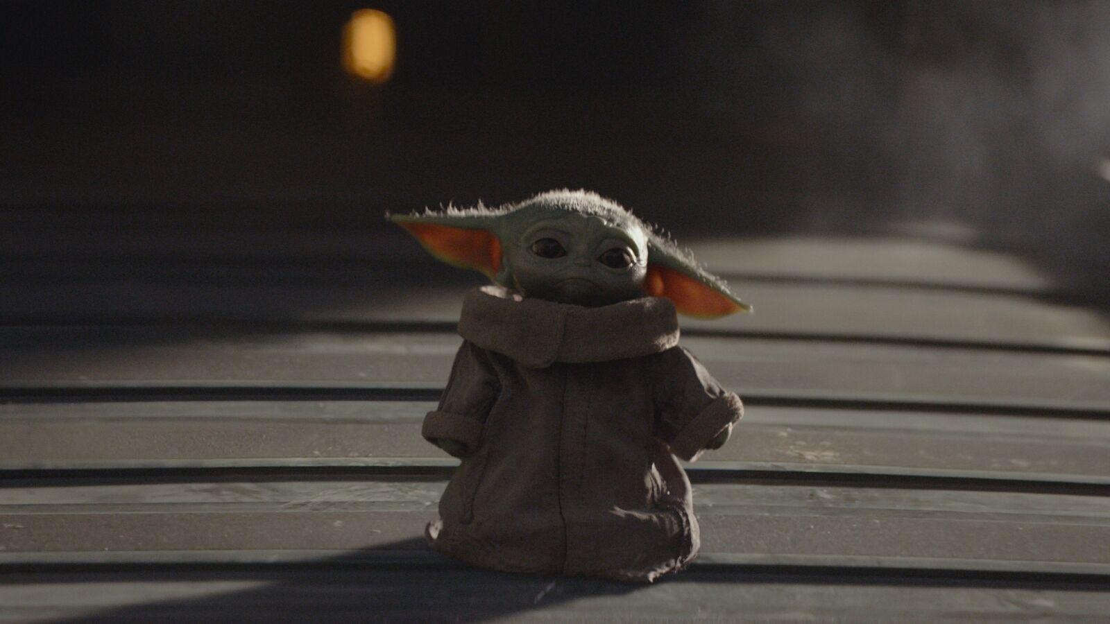 Don't worry: The Mandalorian will explore Baby Yoda's backstory