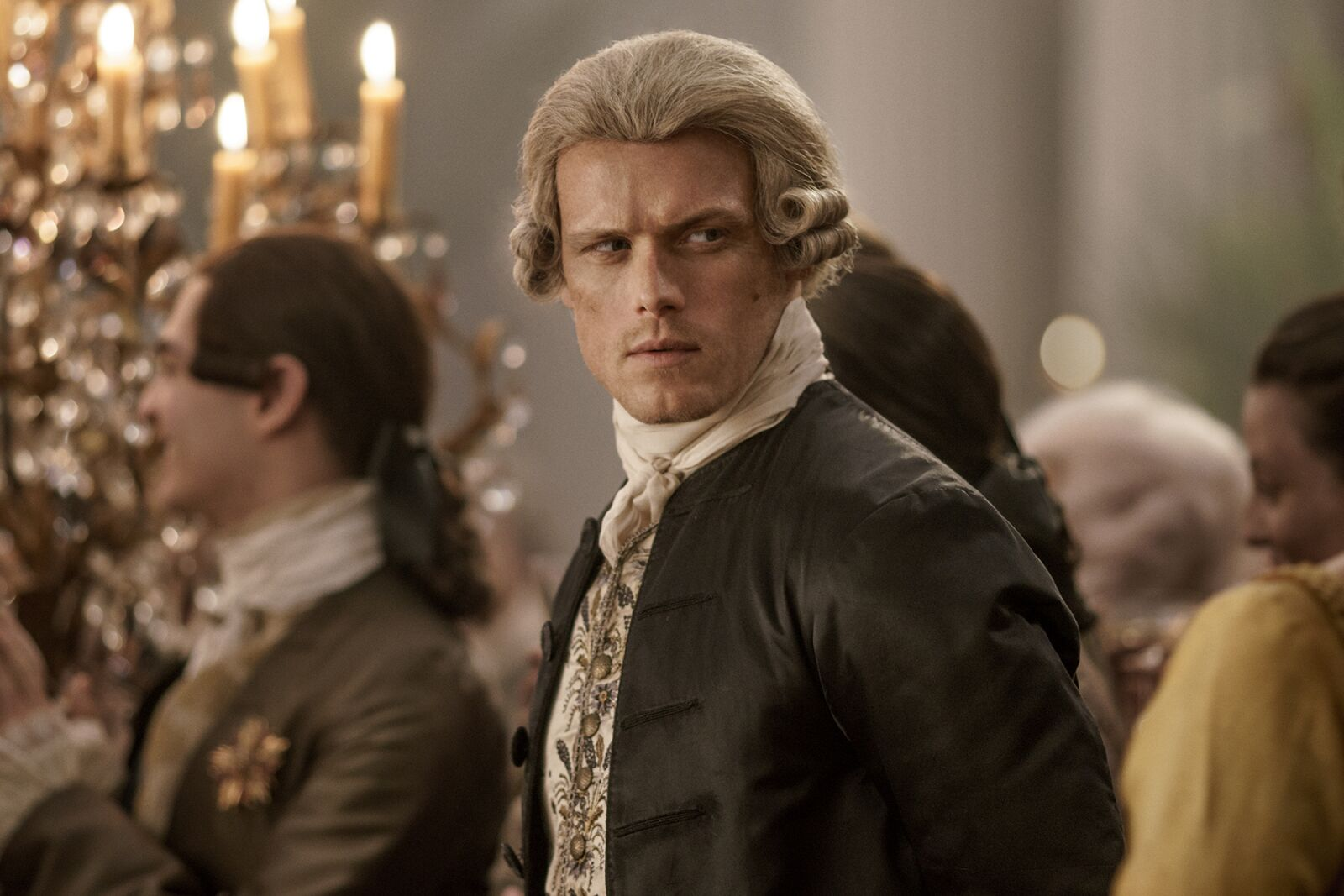 "Outlander's Sam Heughan on being next James Bond: ""It's not a no"""