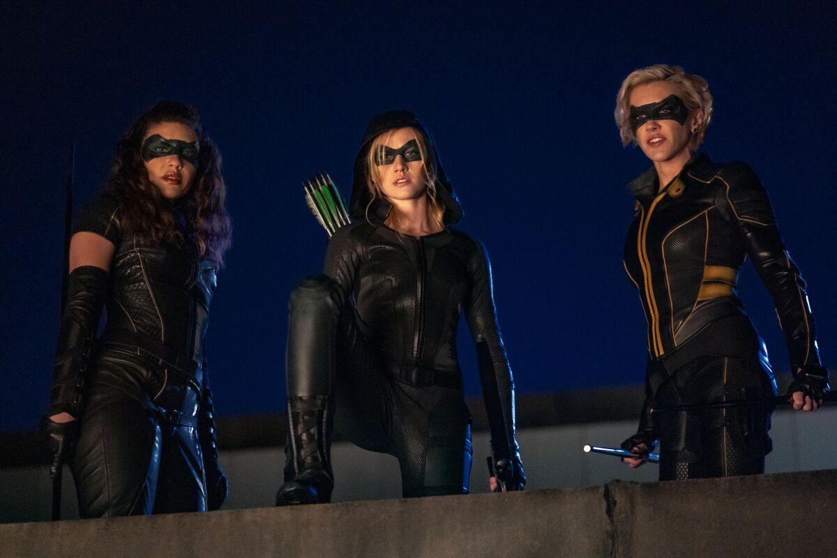 """Green Arrow & the Canaries"" backdoor pilot is most-watched episode of Arrow season 8"