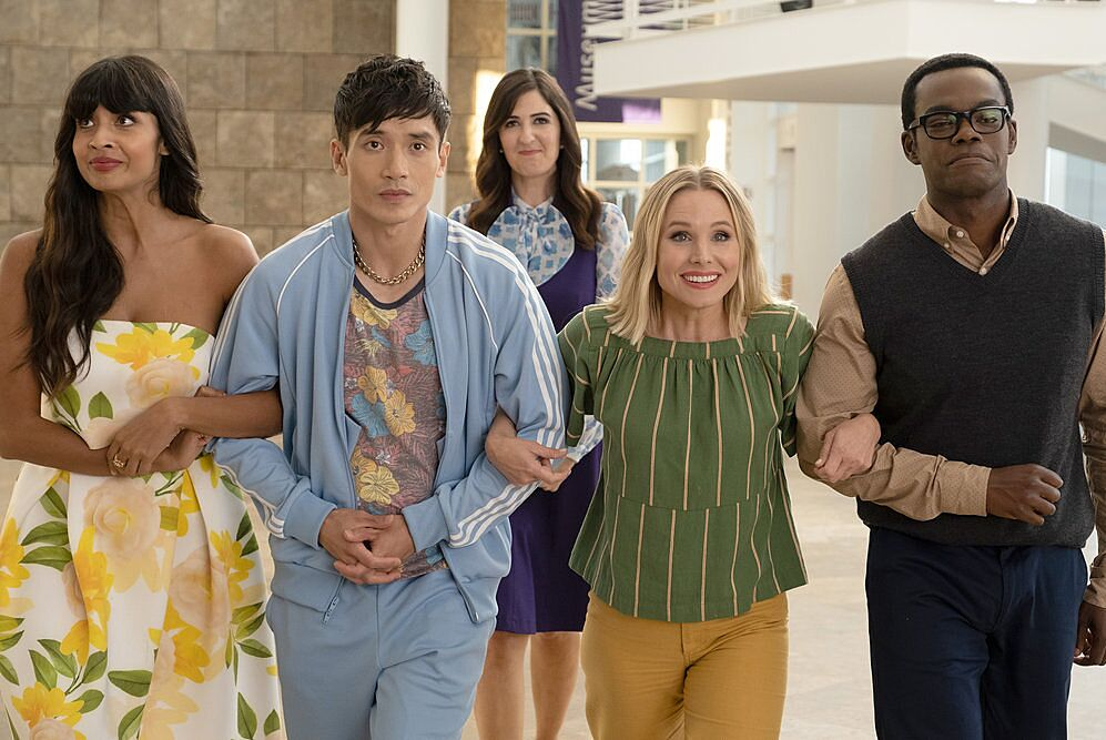 WiC Watches: The Good Place season 4