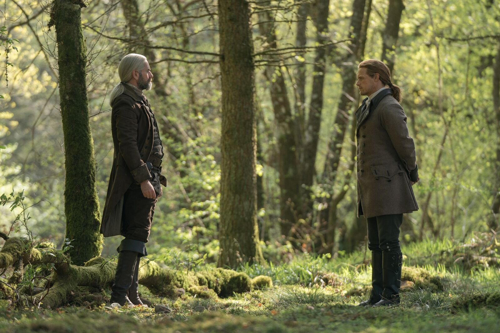 """Outlander producers """"talking about"""" potential spinoffs"""