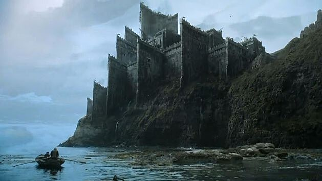 Game Of Thrones Filming Scenes In Bangor Pics Of The Castle Set At