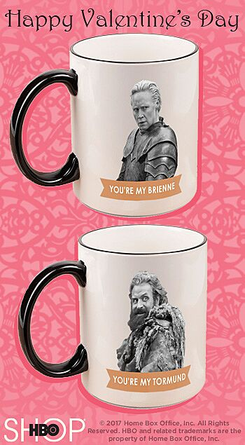 Hbo Releases Game Of Thrones Themed Valentines Day Cards