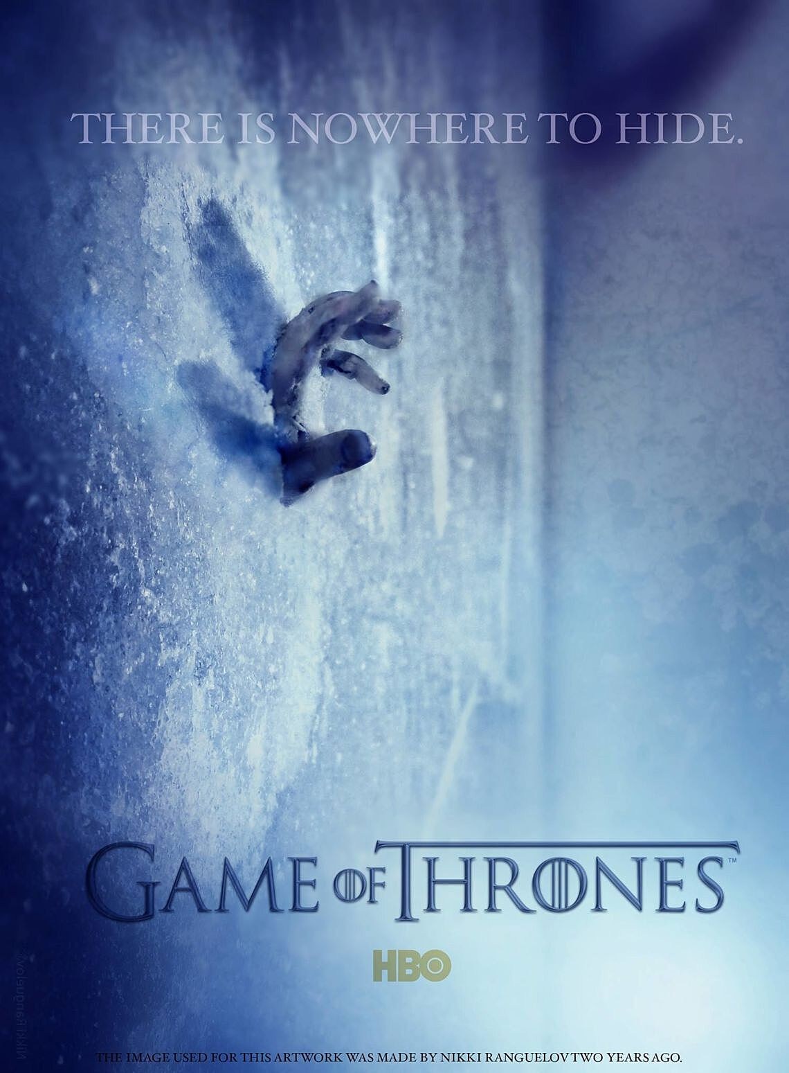 Hbo S Official Poster For Game Of Thrones Season 7 Vs Fan Made Ones