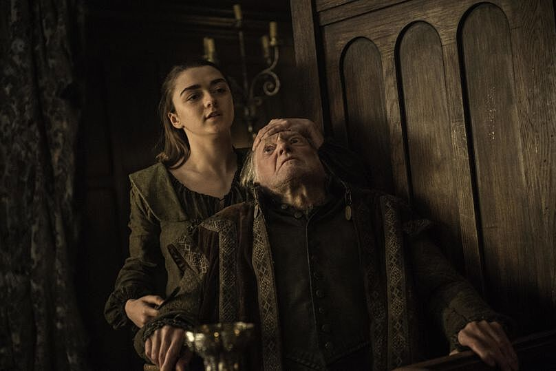 The Red Wedding Season.David Bradley Recalls The Red Wedding I Ve Never Had So Many Laughs
