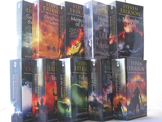 What books should you read as you wait for The Winds of Winter?