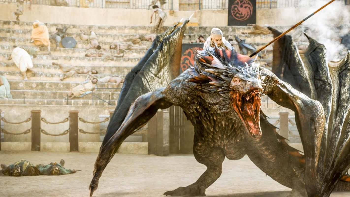 how do you kill a dragon dragonslaying in game of thrones and myth