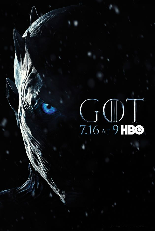 Image result for official game of thrones season 7 poster