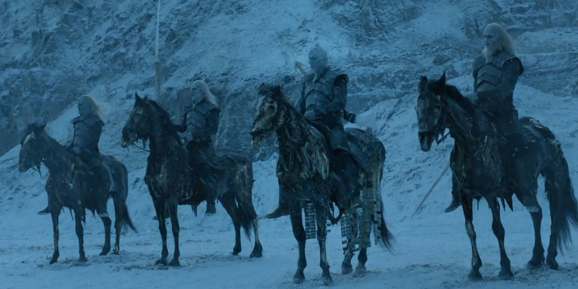 Game of Thrones as Myth: The Roots of the White Walkers