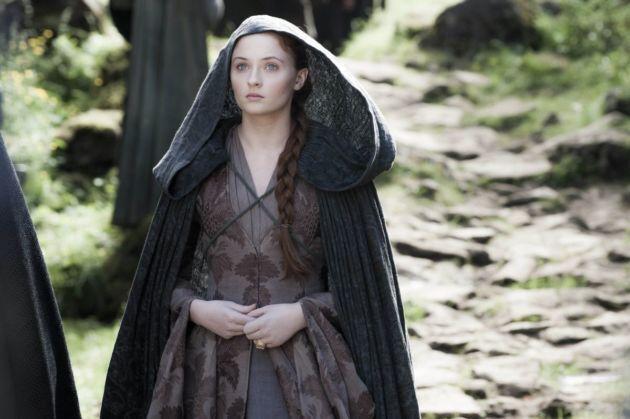 Sansa Catelyn aux vignes