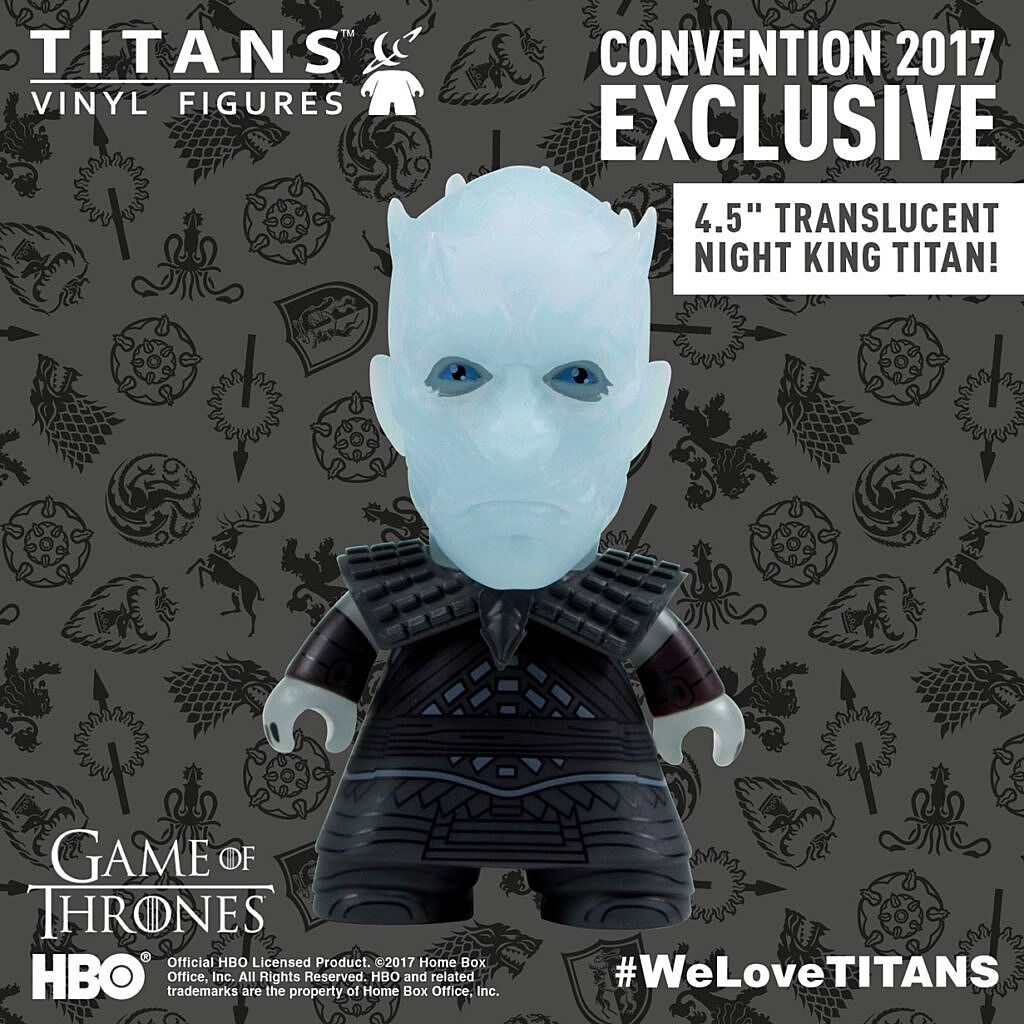 Titan to debut new Game of Thrones figures at San Diego