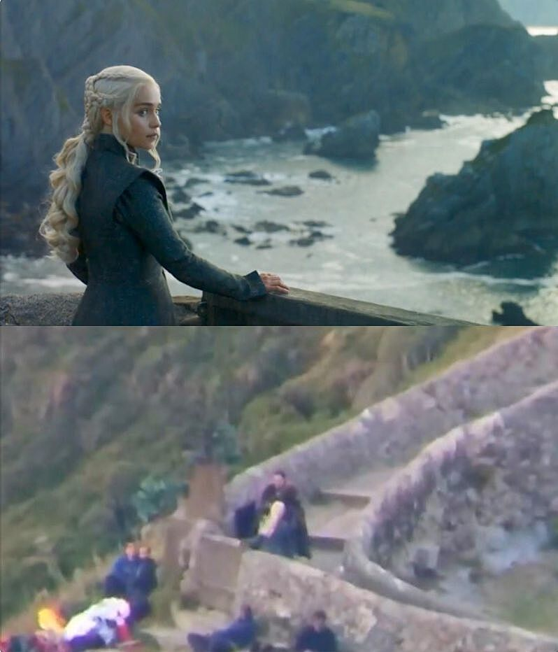 Go Behind The Scenes Of Game Of Thrones With The Stuntman: Easter Eggs And Callbacks In The Second Season 7 Trailer