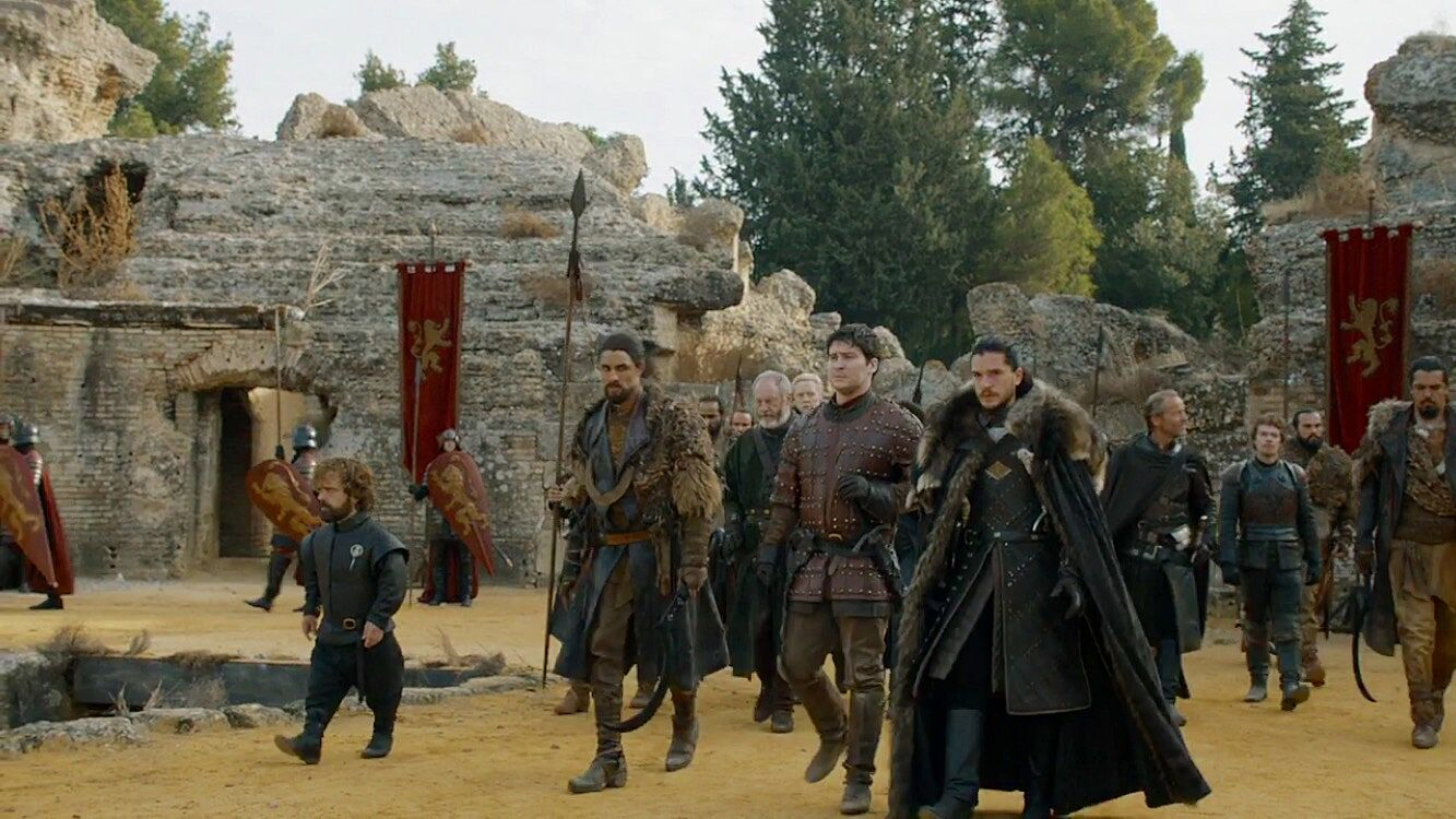 Game of Thrones cast and crew tease