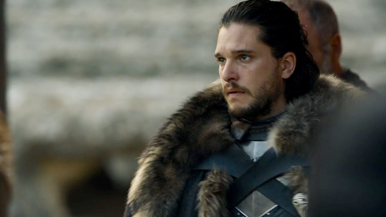 Kit Harington Talks About His Game Of Thrones Hairdo
