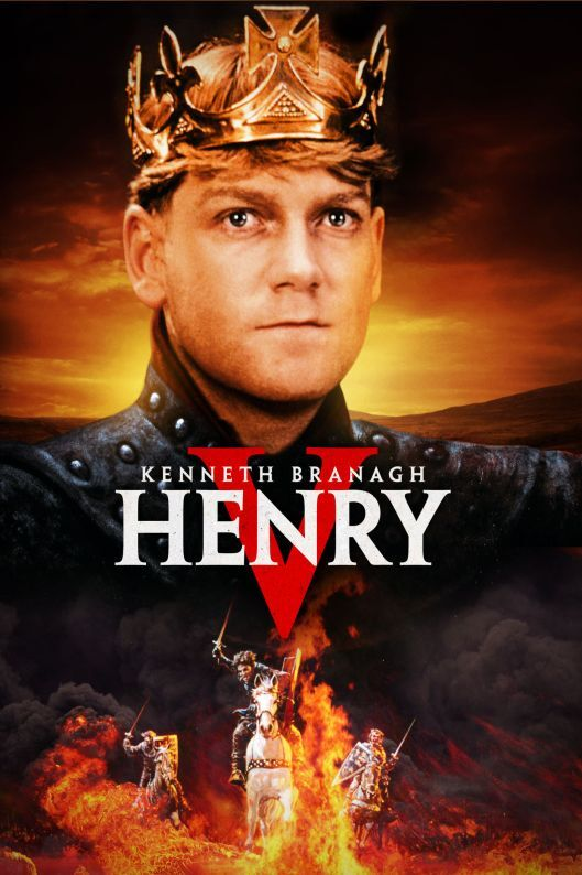 the two versions of the film by the shakespeares play henry v Henry v, which opened the new globe with the words 'o for a muse of fire',  iv  parts 1 & 2 (2010), jamie parker returns to hal's journey as henry v other  credits included the history boys at the national theatre, on broadway and on  film.