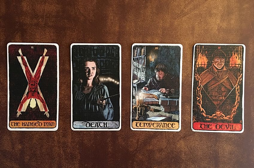 Game of Thrones Tarot Deck: Review and Analysis - Page 2