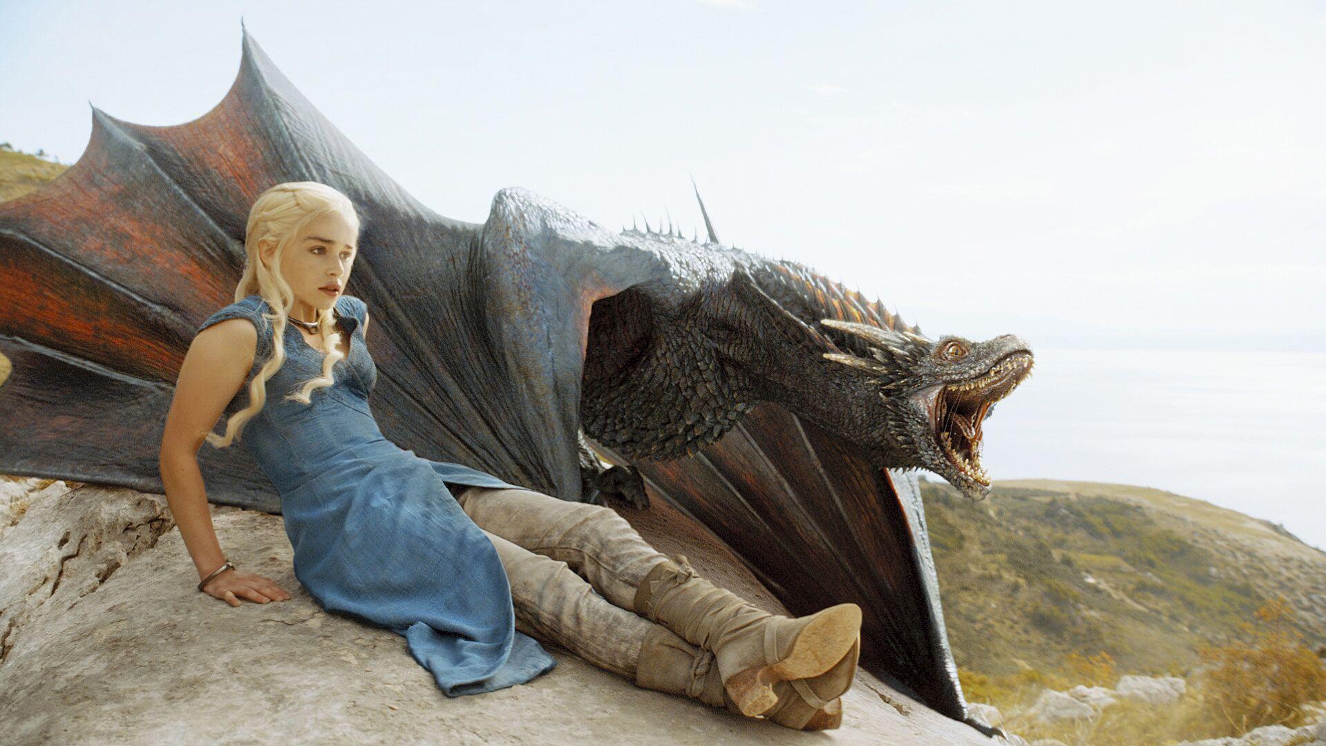 Fire & Blood' will reveal the origin of Daenerys' dragon eggs