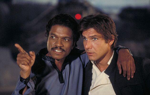 Billy Dee Williams (Lando Calrissian) returns to Star Wars