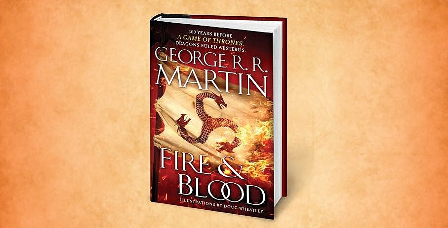 The five most interesting characters from Fire & Blood