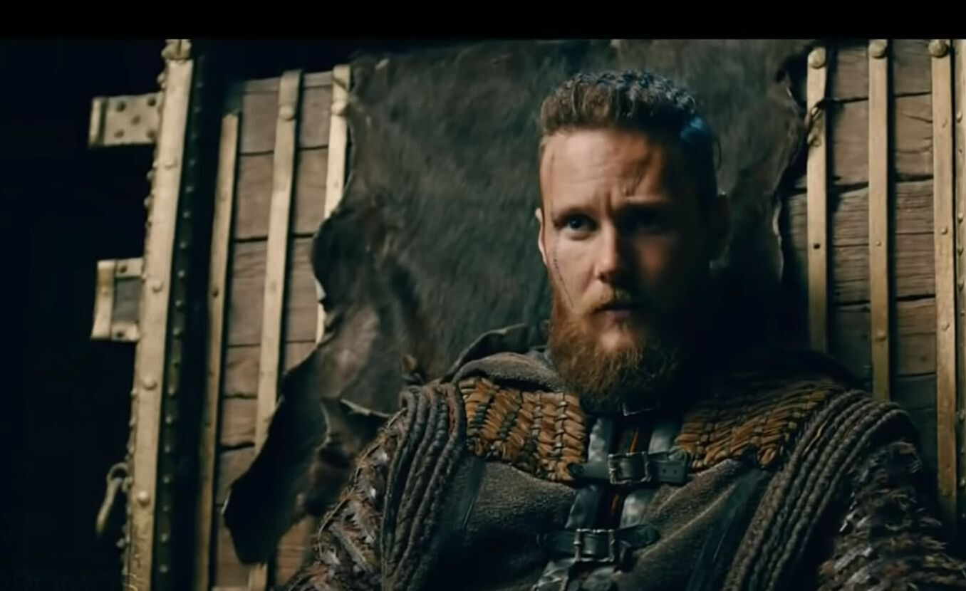 Let's overanalyze the teaser for the final season of Vikings