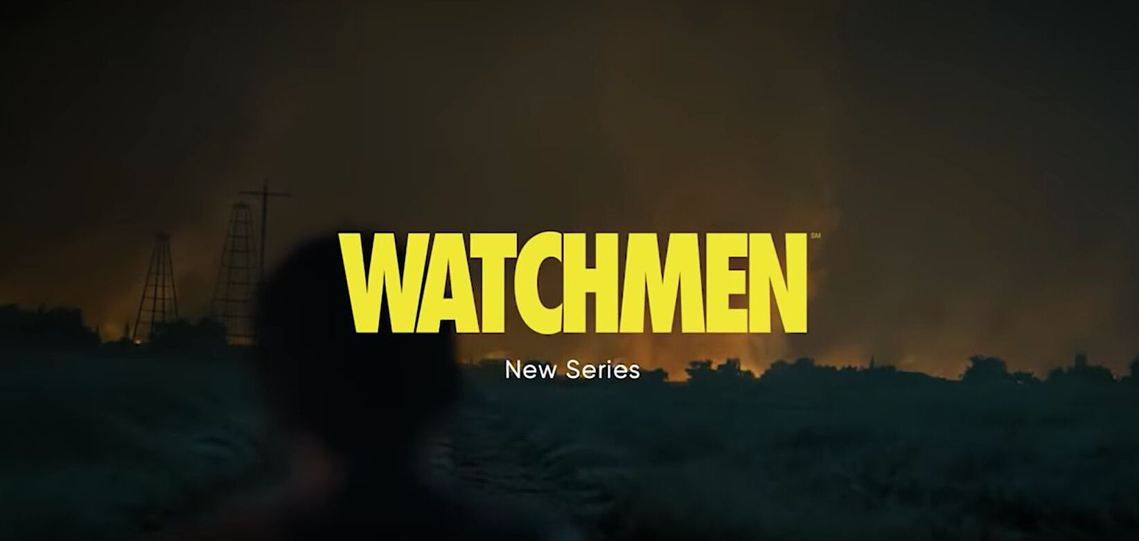 New Hbo Series 2019 Let's overanalyze the new footage from HBO's Watchmen series