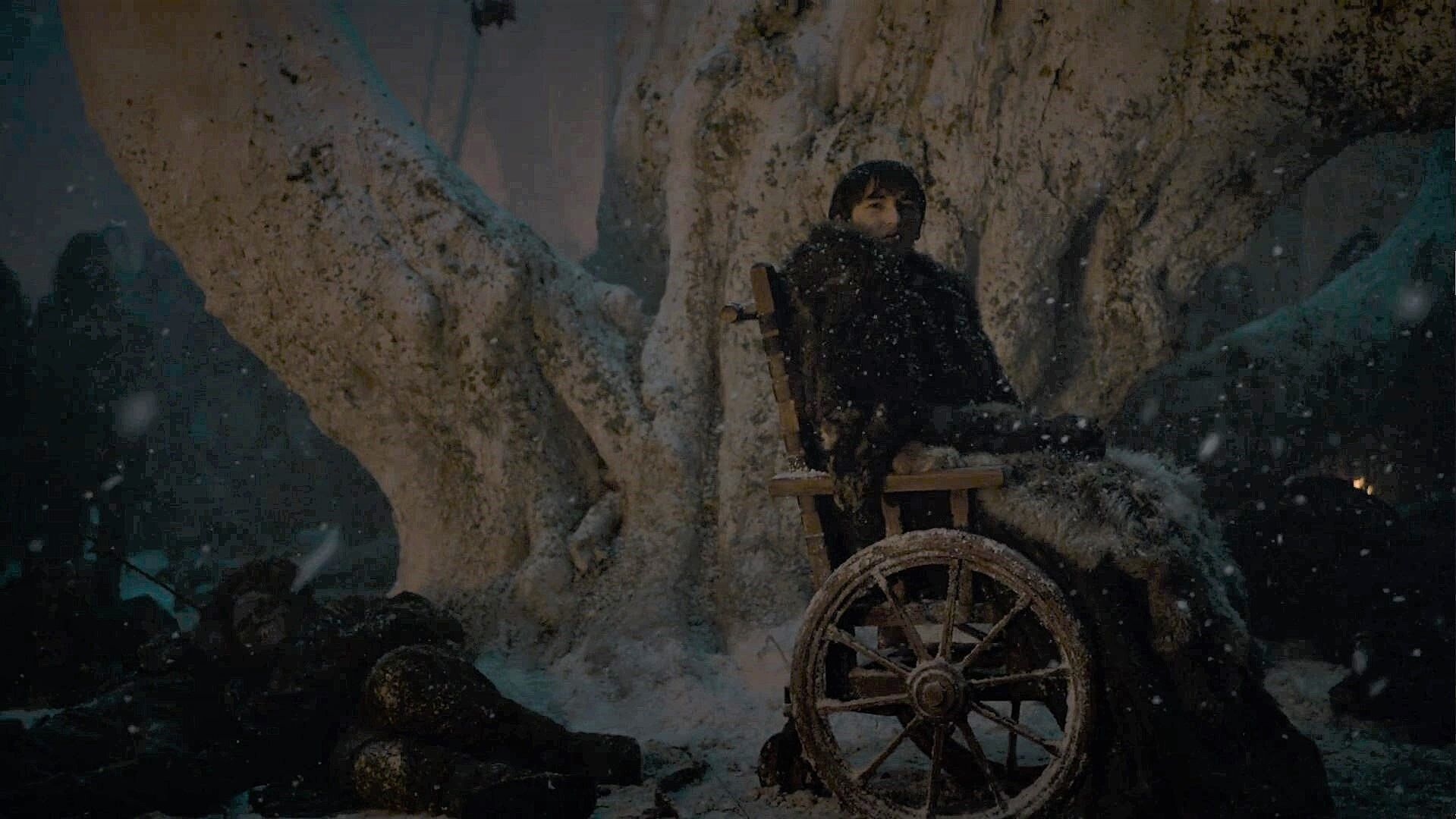 Isaac Hempstead Wright on the agony of filming the Battle of Winterfell