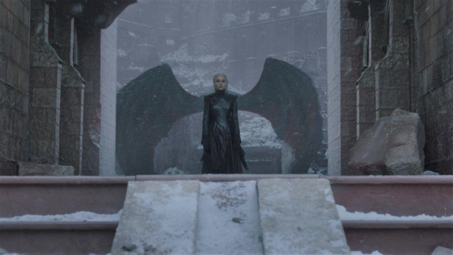 daenerys, dragon