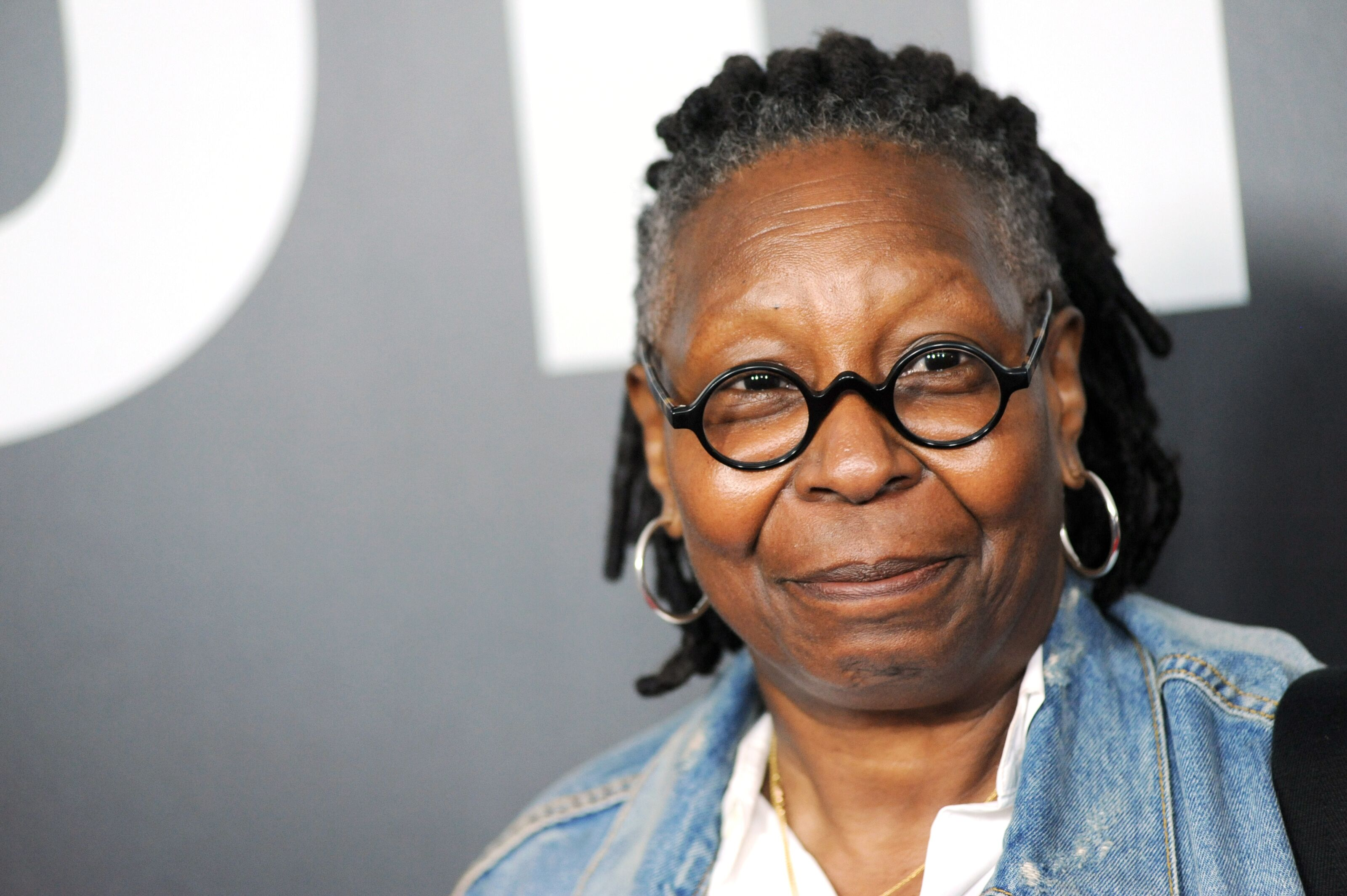 Whoopi Goldberg shows off her Mother Abigail look from The Stand