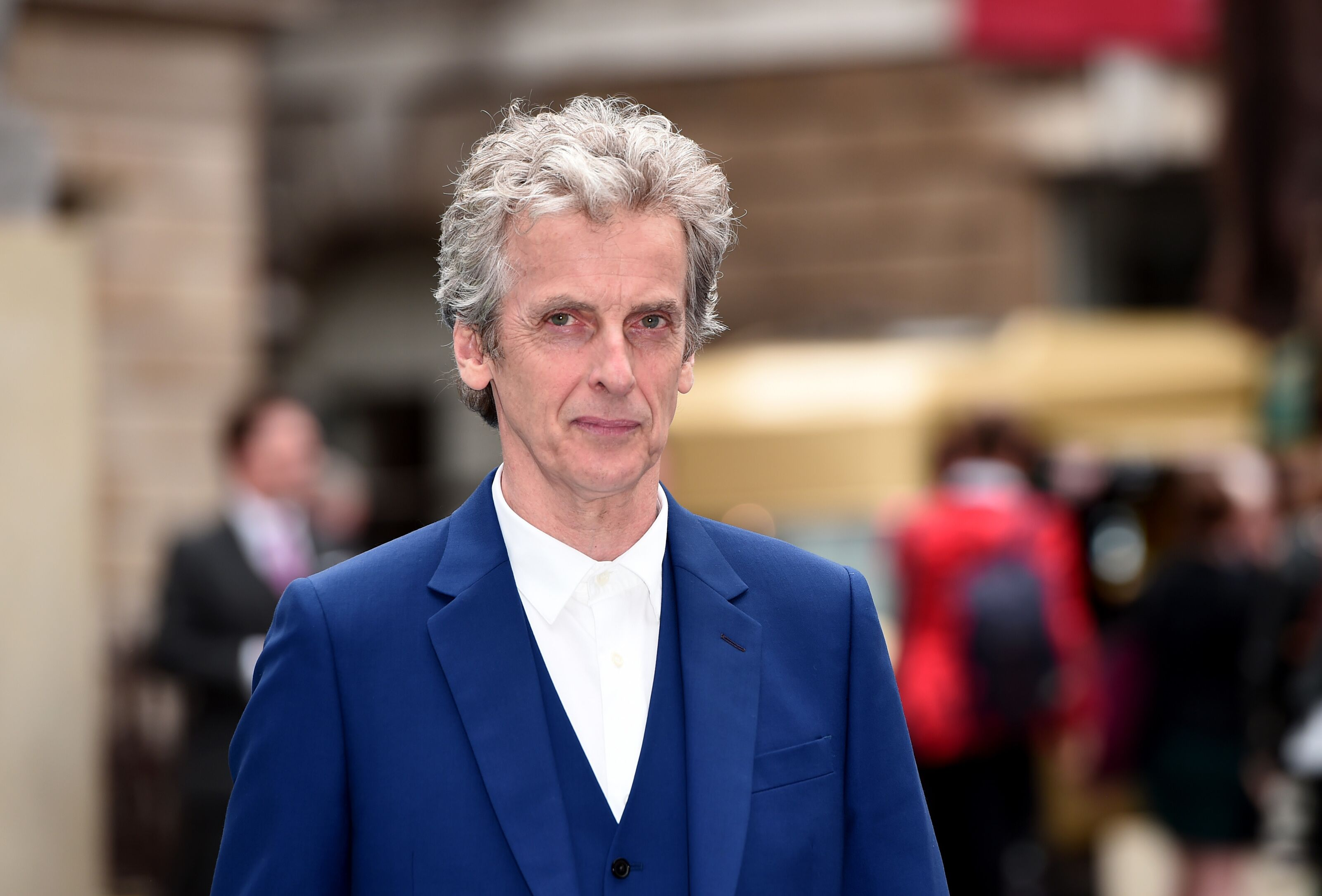 Peter Capaldi and Pete Davidson join James Gunn's Suicide Squad